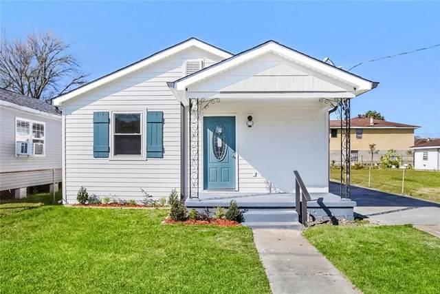 566 Westwood Drive, Marrero, LA 70072 (MLS #2283234) :: Reese & Co. Real Estate
