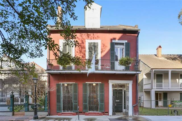 919 Governor Nicholls Street #1, New Orleans, LA 70116 (MLS #2283244) :: Reese & Co. Real Estate
