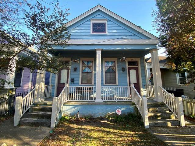 2033 Burdette Street, New Orleans, LA 70118 (MLS #2283245) :: Reese & Co. Real Estate