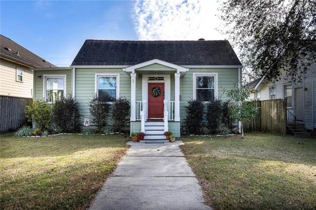 5829 Louis Xiv Street, New Orleans, LA 70124 (MLS #2283247) :: The Sibley Group