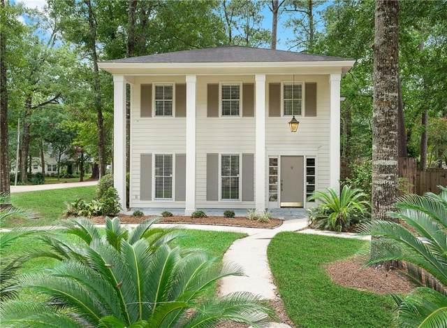 201 W 9TH Avenue, Covington, LA 70433 (MLS #2283295) :: Turner Real Estate Group
