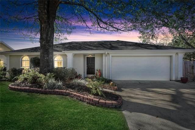 134 Everest Drive, Slidell, LA 70458 (MLS #2283320) :: Parkway Realty