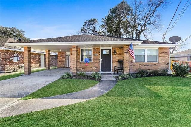 4324 Winfield Street, Metairie, LA 70001 (MLS #2283346) :: Top Agent Realty