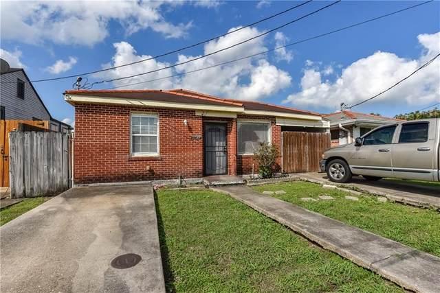 5734 Eads Street, New Orleans, LA 70122 (MLS #2283347) :: Nola Northshore Real Estate