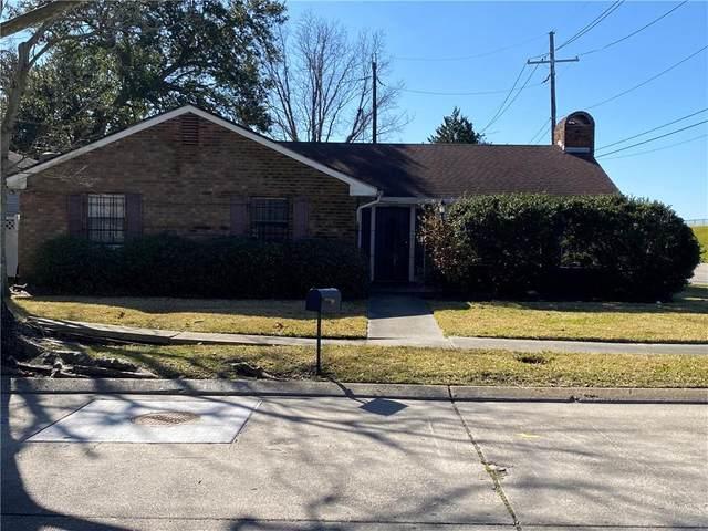 8040 Branch Drive, New Orleans, LA 70128 (MLS #2283360) :: Robin Realty