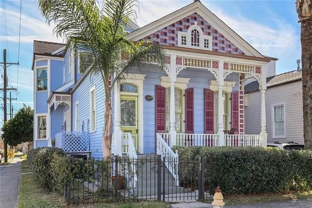 4842 Constance Street, New Orleans, LA 70115 (MLS #2283378) :: Top Agent Realty