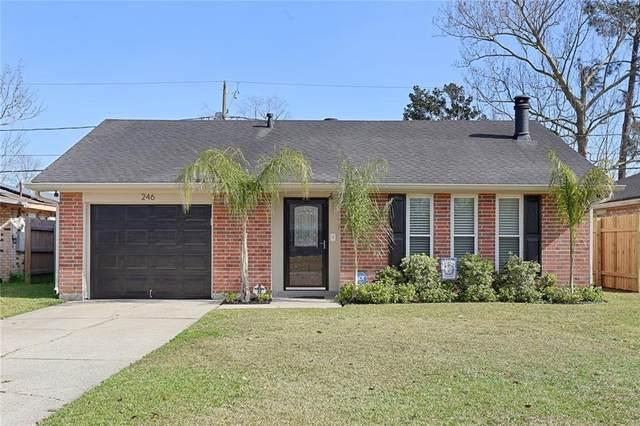 246 Dianne Drive, St. Rose, LA 70087 (MLS #2283384) :: Nola Northshore Real Estate