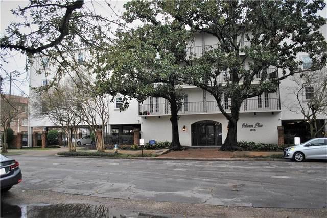 1765 Coliseum Street #217, New Orleans, LA 70130 (MLS #2283427) :: Crescent City Living LLC