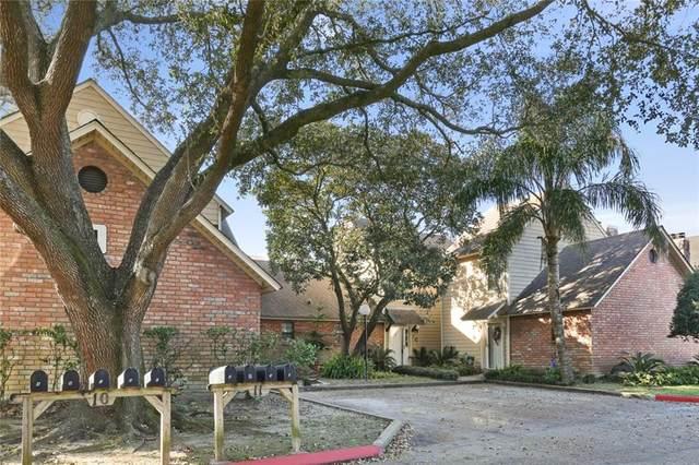 1500 W Esplanade Avenue 11A, Kenner, LA 70065 (MLS #2283432) :: The Sibley Group
