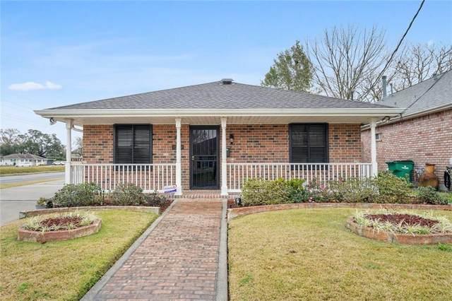 1229 W William David Parkway, Metairie, LA 70005 (MLS #2283464) :: Nola Northshore Real Estate