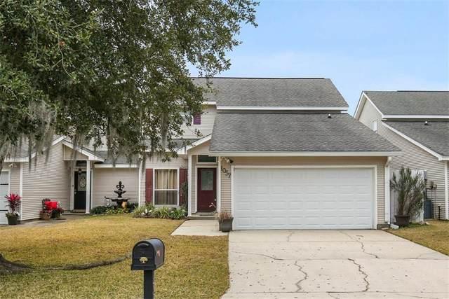1057 Marina Drive, Slidell, LA 70458 (MLS #2283472) :: Nola Northshore Real Estate