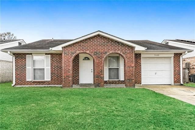 5140 Eden Roc Drive, Marrero, LA 70072 (MLS #2283503) :: Reese & Co. Real Estate