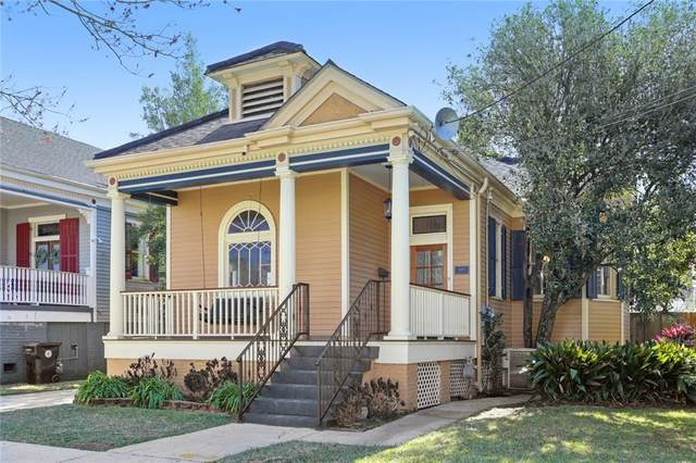 8010 Hickory Street, New Orleans, LA 70118 (MLS #2283527) :: The Sibley Group