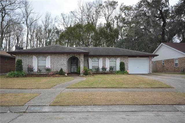 2841 Villa Drive, Marrero, LA 70072 (MLS #2283529) :: Reese & Co. Real Estate
