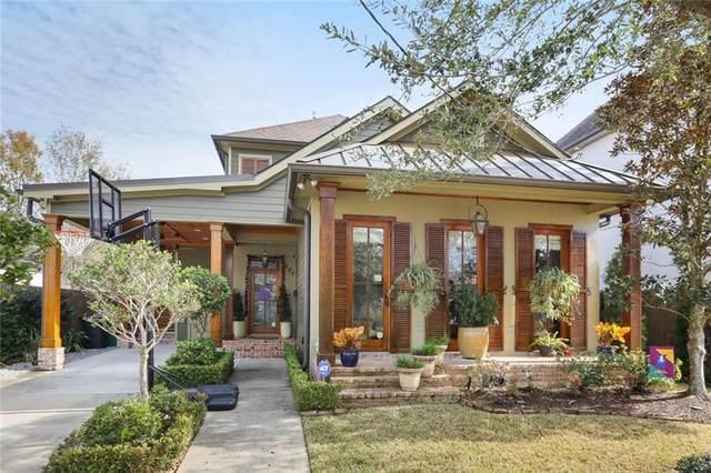 805 Ridgewood Drive, Metairie, LA 70001 (MLS #2283567) :: Nola Northshore Real Estate