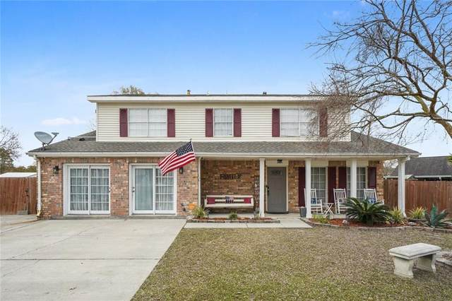 300 N Pebble Beach Court, Slidell, LA 70460 (MLS #2283627) :: Top Agent Realty