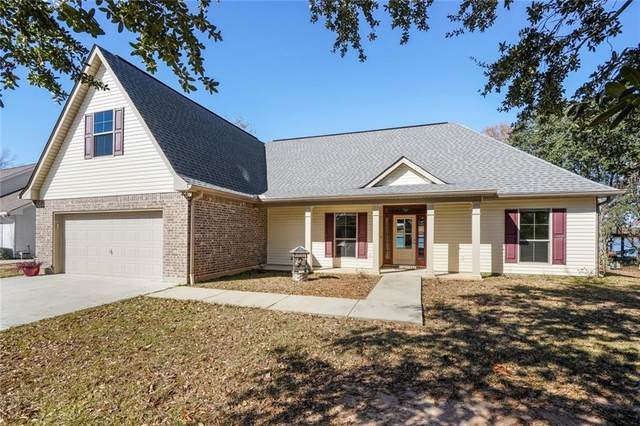 14297 S Lakeshore Drive, Covington, LA 70435 (MLS #2283640) :: Turner Real Estate Group