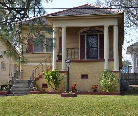 4474 Lafaye Street, New Orleans, LA 70122 (MLS #2283747) :: The Sibley Group