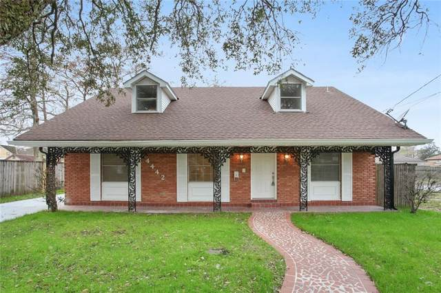 4442 Knight Drive, New Orleans, LA 70127 (MLS #2283779) :: The Sibley Group
