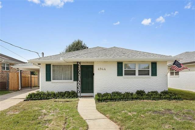 4944 Academy Drive, Metairie, LA 70003 (MLS #2283791) :: The Sibley Group