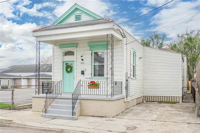 2461 N Claiborne Avenue, New Orleans, LA 70117 (MLS #2283797) :: Turner Real Estate Group