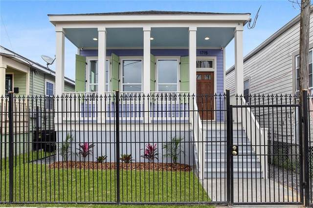 1715 Annette Street, New Orleans, LA 70116 (MLS #2283802) :: Turner Real Estate Group