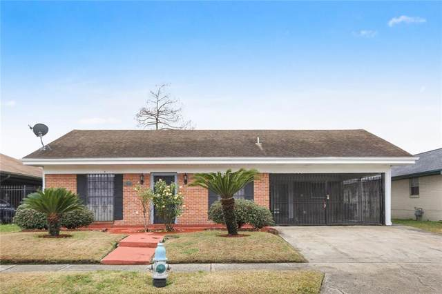 4548 Chantilly Drive, New Orleans, LA 70126 (MLS #2283848) :: The Sibley Group