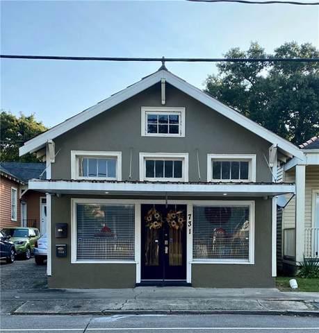 731 Lafayette Street, Gretna, LA 70053 (MLS #2283928) :: The Sibley Group
