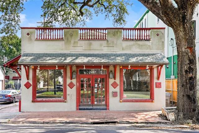 7457 St. Charles Avenue, New Orleans, LA 70118 (MLS #2283945) :: Freret Realty
