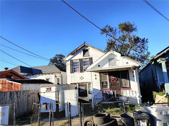 2411 Jonquil Street, New Orleans, LA 70122 (MLS #2283988) :: Top Agent Realty