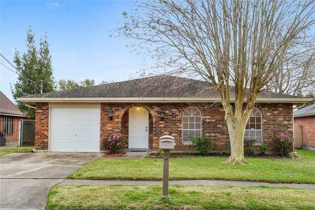 3516 7TH Street, Metairie, LA 70002 (MLS #2284056) :: Top Agent Realty