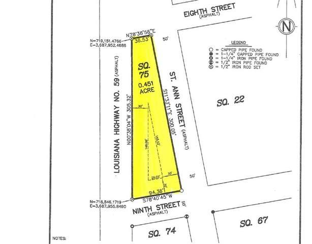 22097 9TH Street, Abita Springs, LA 70420 (MLS #2284113) :: Top Agent Realty