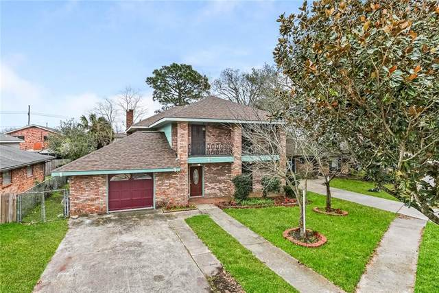 4817 Jeannette Drive, Metairie, LA 70003 (MLS #2284168) :: The Sibley Group