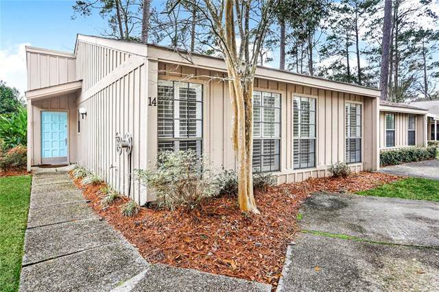 14 S Court Villa Drive #14, Mandeville, LA 70471 (MLS #2284194) :: Turner Real Estate Group