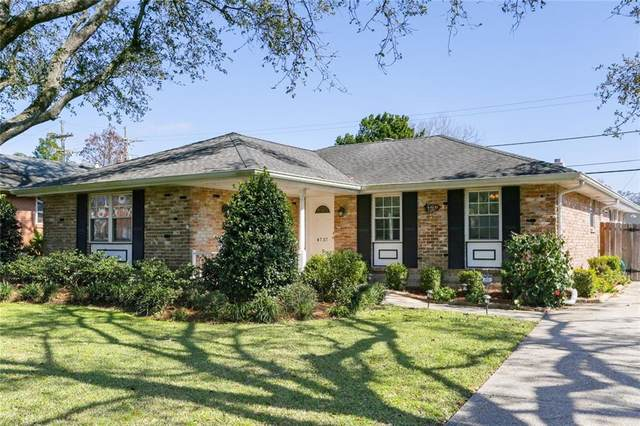 4737 Page Drive, Metairie, LA 70003 (MLS #2284197) :: Top Agent Realty