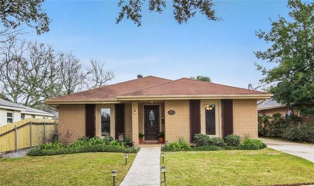 4621 Lake Villa Drive, Metairie, LA 70002 (MLS #2284286) :: The Sibley Group