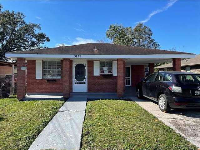3121 Washington Street, Kenner, LA 70065 (MLS #2284480) :: Top Agent Realty