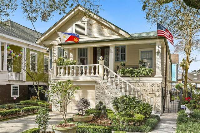 77 Allard Boulevard, New Orleans, LA 70119 (MLS #2284558) :: The Sibley Group