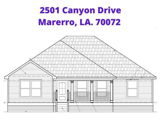 2501 Canyon Drive, Marrero, LA 70072 (MLS #2284662) :: Top Agent Realty