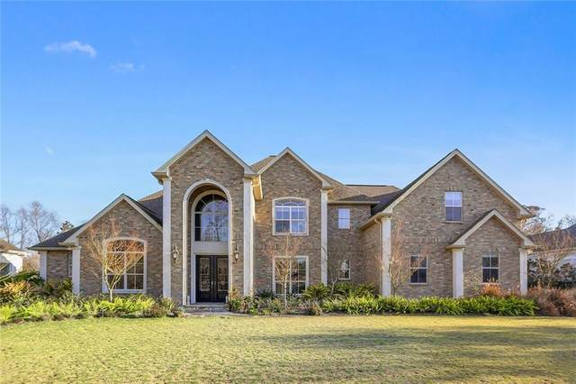 211 Forest Oaks Drive, New Orleans, LA 70131 (MLS #2284724) :: Top Agent Realty