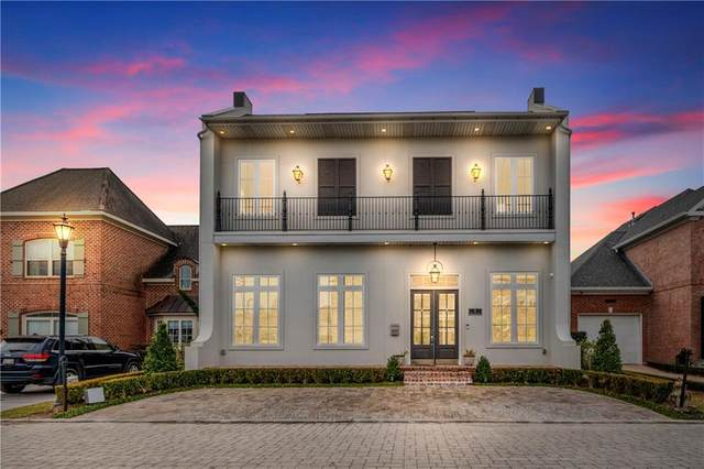 8 Rue Le Ville, New Orleans, LA 70124 (MLS #2284737) :: The Sibley Group