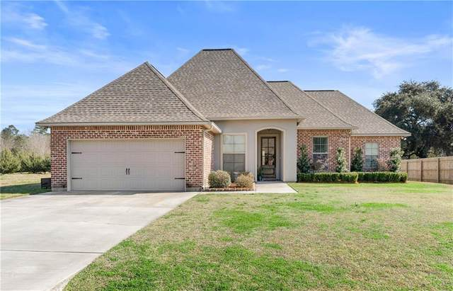 40088 Crestwood Lane, Ponchatoula, LA 70454 (MLS #2284940) :: Top Agent Realty