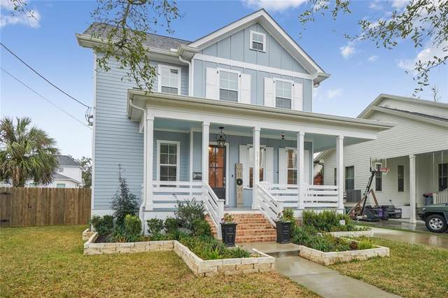 5747 Bancroft Drive, New Orleans, LA 70122 (MLS #2285209) :: Top Agent Realty