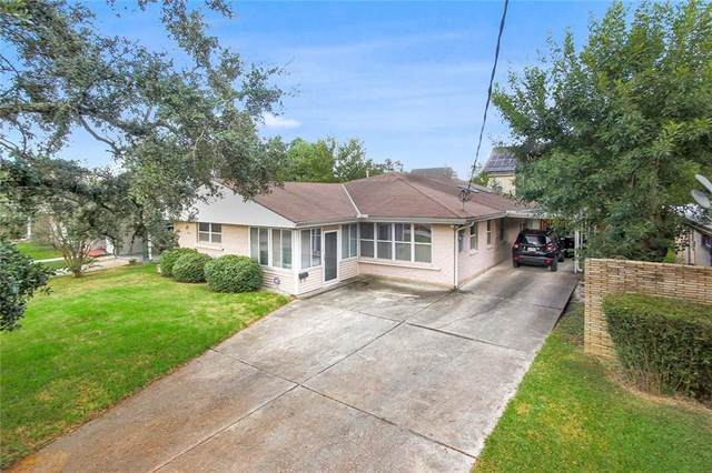 5827 Chamberlain Drive, New Orleans, LA 70122 (MLS #2285231) :: Top Agent Realty