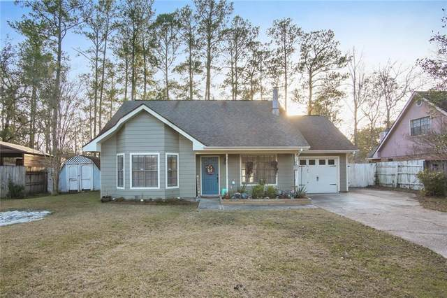 408 Jennifer Lane, Pearl River, LA 70452 (MLS #2286272) :: Robin Realty