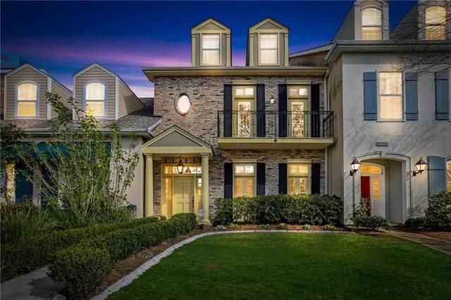 3723 N Hullen Street, Metairie, LA 70002 (MLS #2286282) :: Top Agent Realty