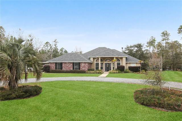 30011 Red Mill Drive, Lacombe, LA 70445 (MLS #2286321) :: Turner Real Estate Group