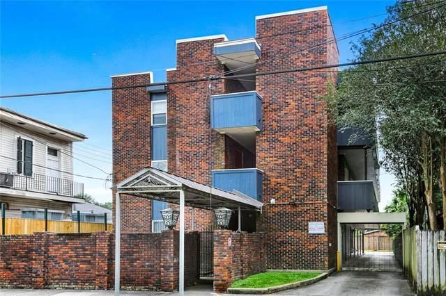 723 Adams Street #201, New Orleans, LA 70118 (MLS #2286402) :: Reese & Co. Real Estate
