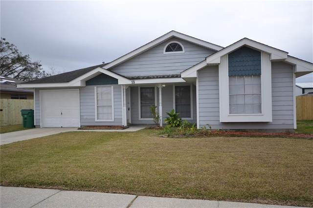 18 Sharen Place, Waggaman, LA 70094 (MLS #2286460) :: The Sibley Group