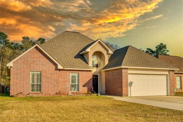 26308 Holly Ridge Drive, Denham Springs, LA 70726 (MLS #2286519) :: Robin Realty